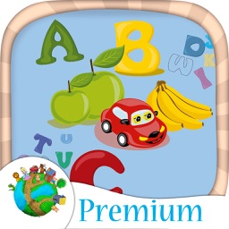 ABC learning games for kids & coloring pages – Pro