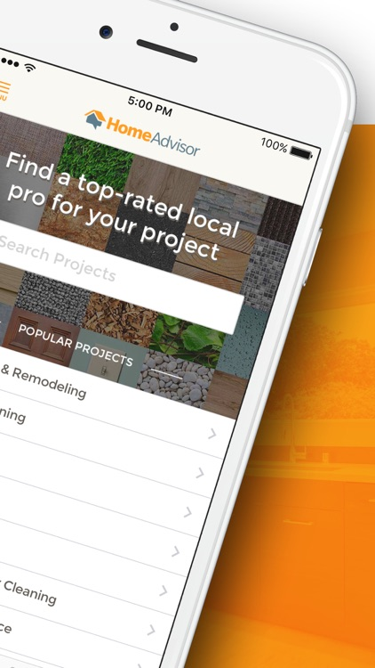 HomeAdvisor - Find & Book Top-Rated Home Pros