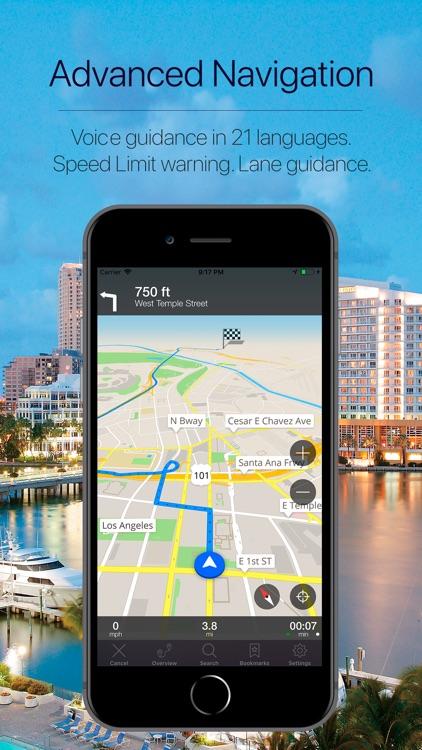 California Offline Navigation screenshot-3
