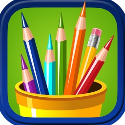 Coloring Pages For Kids - Educational Color Book