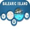 Balearic Islands Spain OfflineMap Navigation GUIDE