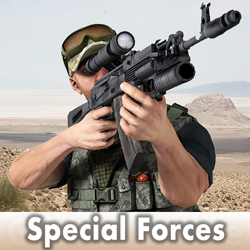 Special Forces Online FPS iOS App