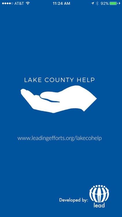 Lake County Help screenshot-4