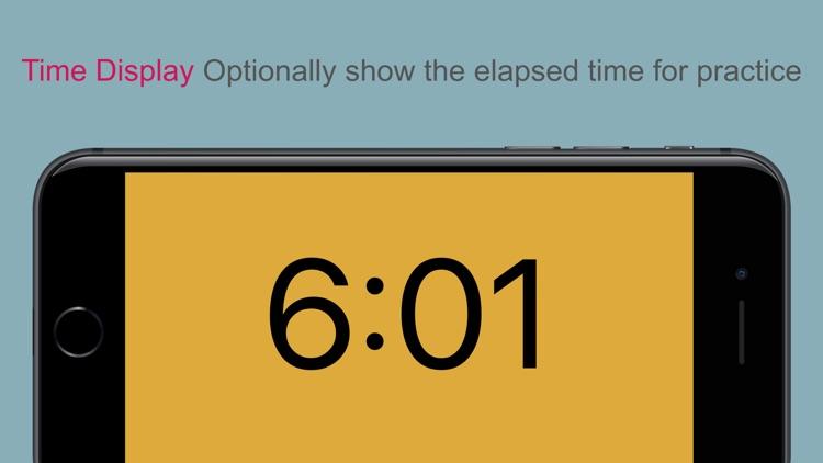 Speaker Alert - Timing for Toastmasters screenshot-3