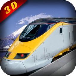 Bullet Train Driving Simulator