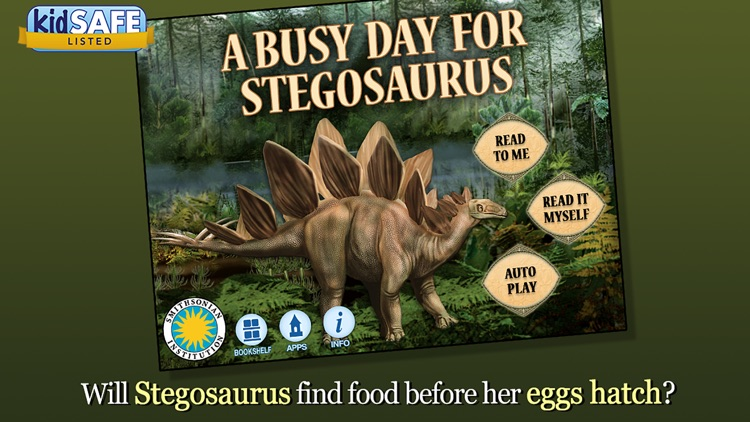 A Busy Day for Stegosaurus - Smithsonian