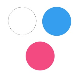 Dot!Dot!Go! - Circle Blue Dot
