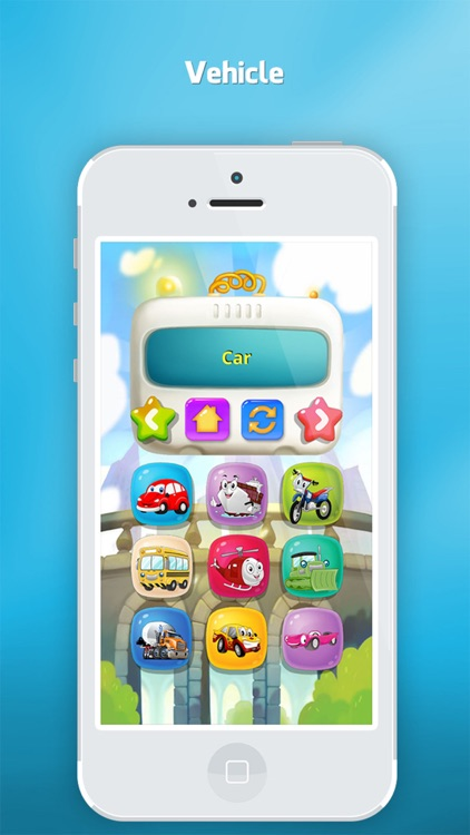 phone for baby toddler preschool kids games