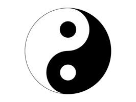 Yin & Yang stickers