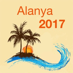 Alanya 2017 — offline map and navigation!