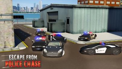 エスケープ警察の車の追跡PROゲーム:スマッシュ警察の自動車 Escape Police Carsのおすすめ画像2