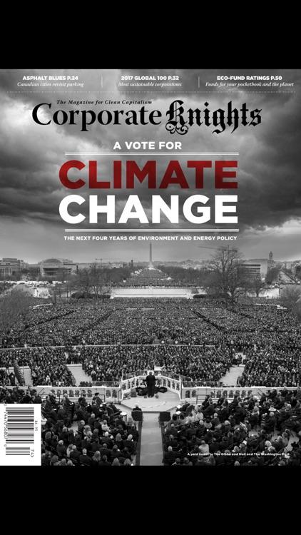 Corporate Knights Magazine
