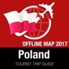 波兰 旅游指南+离线地图