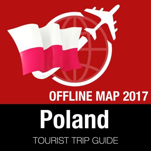 Poland Tourist Guide + Offline Map