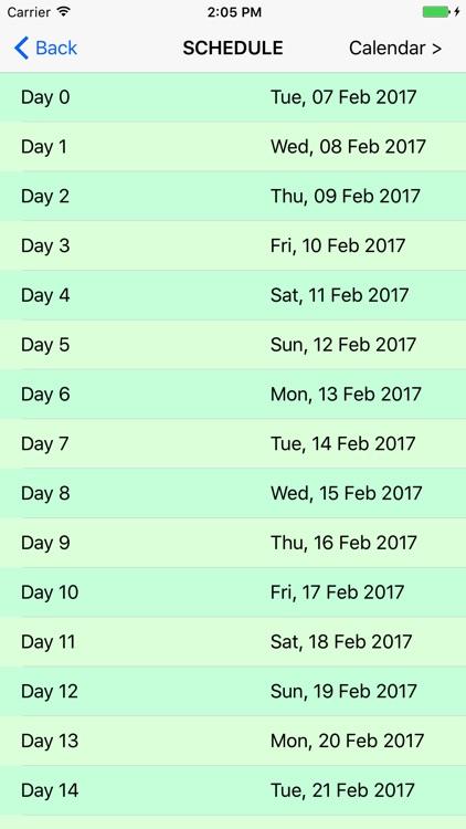 Date Calculator for Clinical Trials
