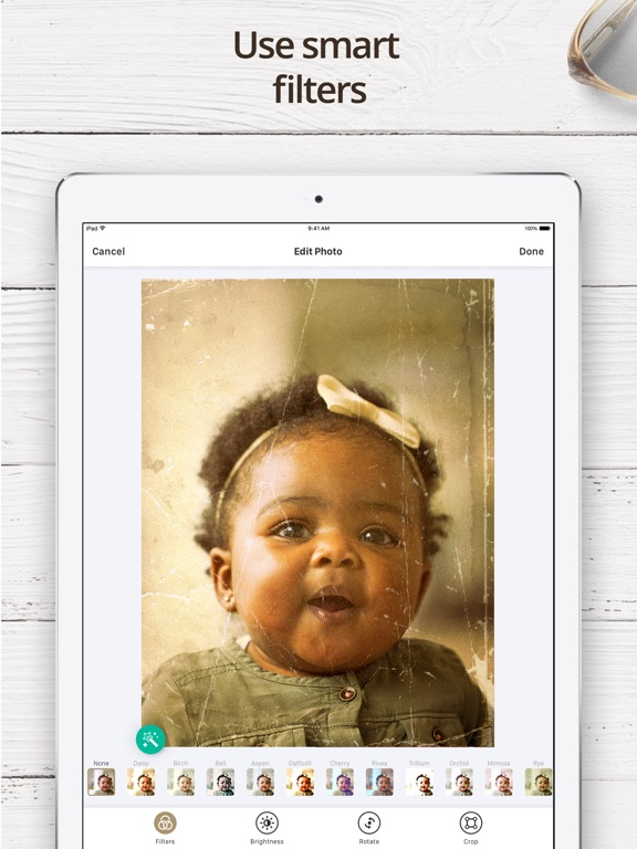 Photo Scanner for Me iPad