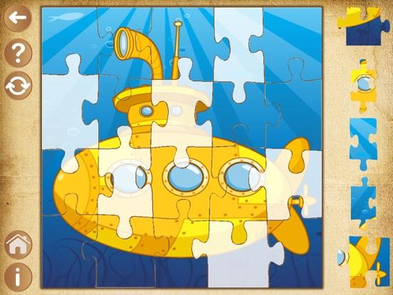 Скачать Детские игры для мальчиков Пазлы для малышей детей