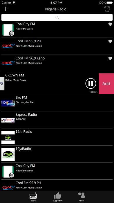 Nigerian Radio screenshot four