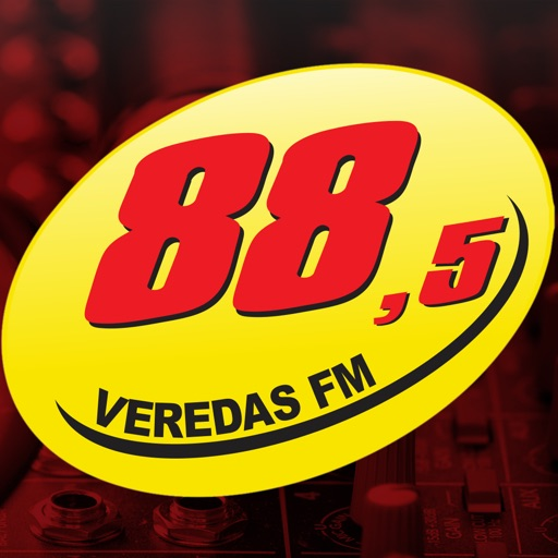 Veredas Fm 88,5 application logo