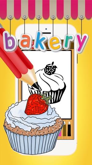 Warnabakery Cup Cake Pop Maker Mewarnai Anak Anak Di App Store