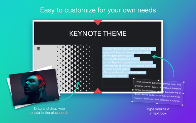Theme Lab – Templates for Keynote Mac 5.3 激活版 - Keynote模板