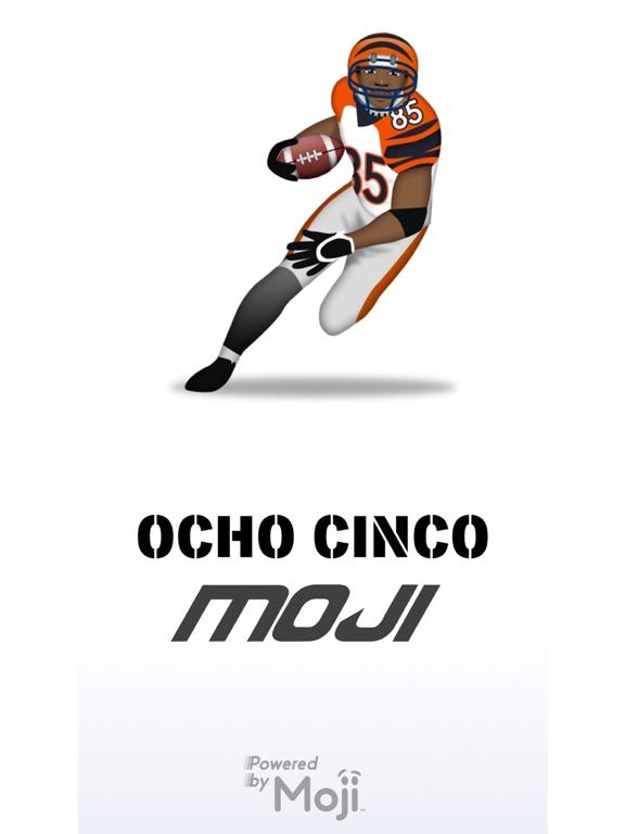 OchoMoji by Ochocinco screenshot 6