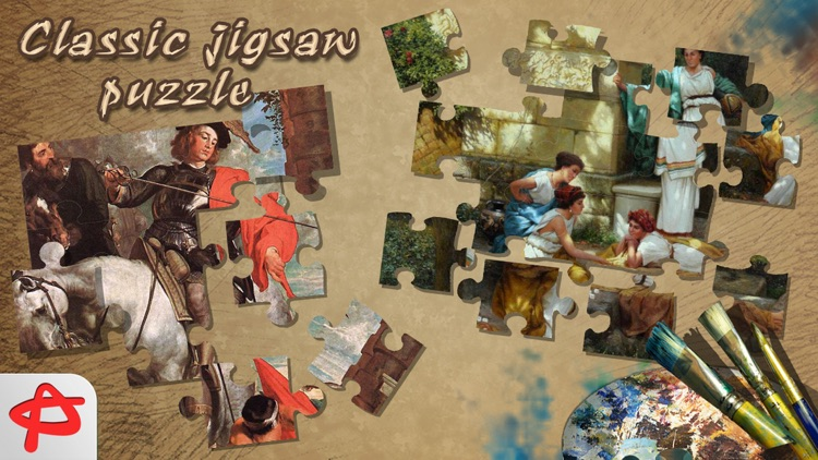 Greatest Artists: Jigsaw Puzzle screenshot-3