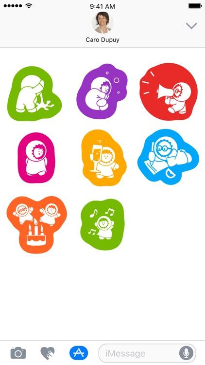 Anooki stickers screenshot-4