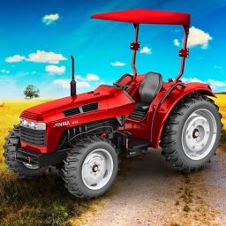 Real Farm Harvest Simulator Games 2017