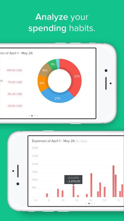 Spendee - budgeting app, money & expense tracker screenshot-4