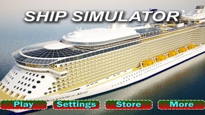 Cruise Ship Cargo Simulator 3D 2017 screenshot two