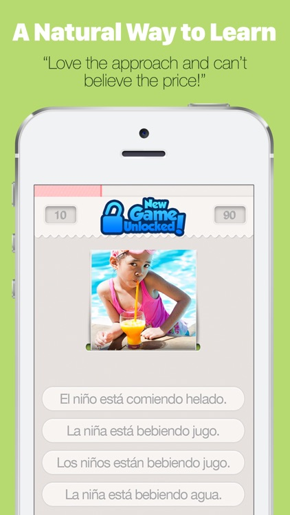 Learn Spanish with Lingo Arcade PRO screenshot-3