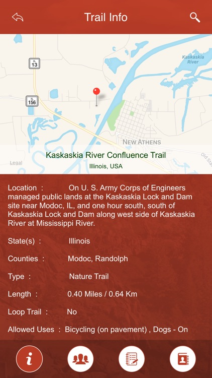 Illinois State Parks, Trails & Campgrounds screenshot-3