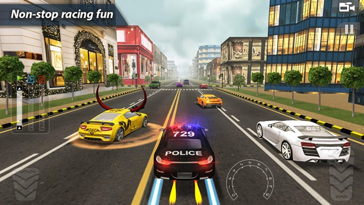 Highway Police Gangster Chase screenshot-0