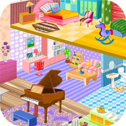 Princess Dream House Decor By Color Girl Games