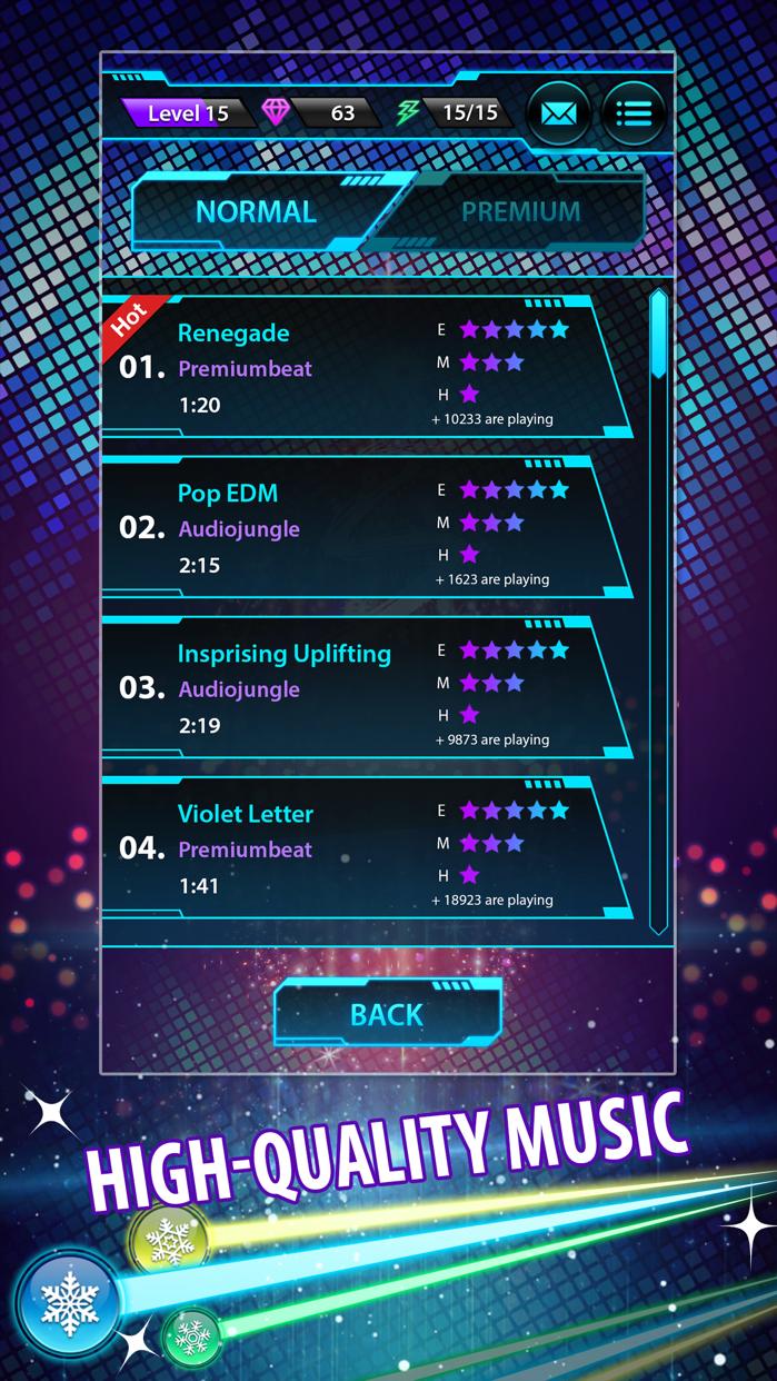 Tap Reborn Screenshot