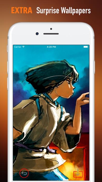 Wallpapers HD for Hayao Miyazaki Art- Quotes
