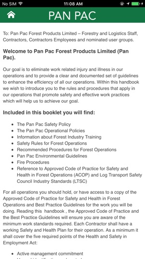 forest operations manual on the app store rh itunes apple com apple ipad operations manual Instruction Book for iPad
