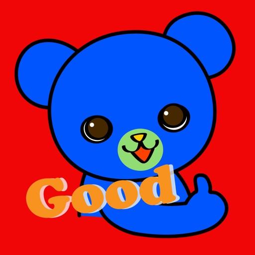 Pretty Little Bears Sticker Pack-FREE