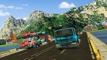 汽车运输拖车卡车驾驶 App 截图