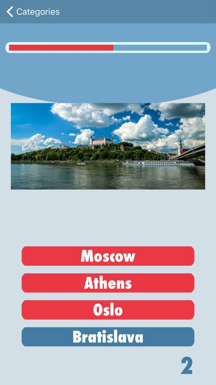 Learn Geography Picture Quiz