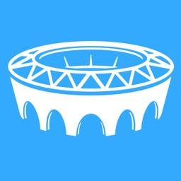 Live Spot - sports app for venues, photos stadium