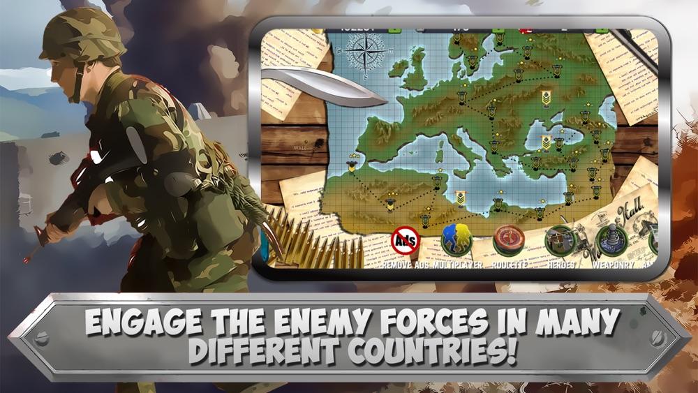WW2 Battlefield: Tower Defense Frontline Commando Cheat Codes