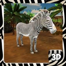 Activities of Zebra Simulator & Animal Wildlife Game