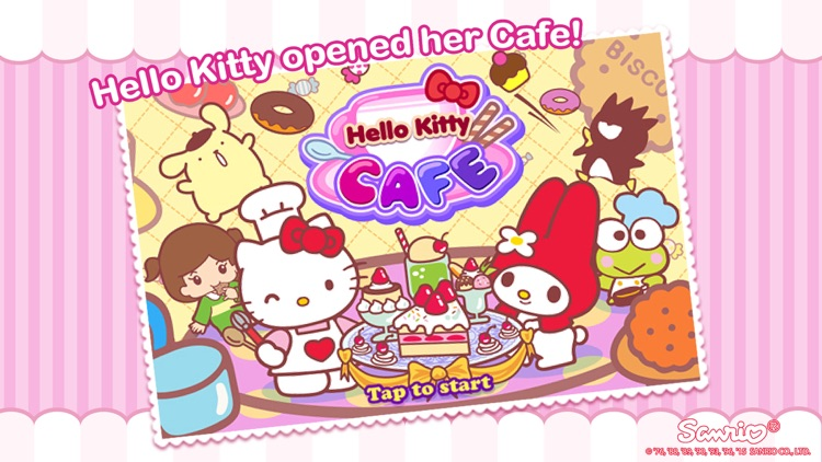 Hello Kitty Cafe! screenshot-0