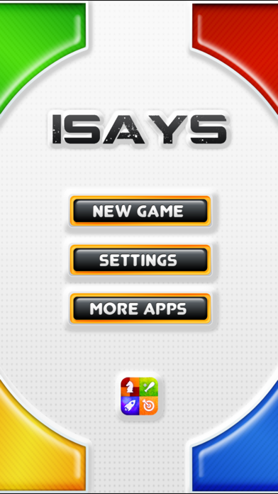 iSays Memory Game