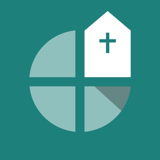 Finding Churches app logo