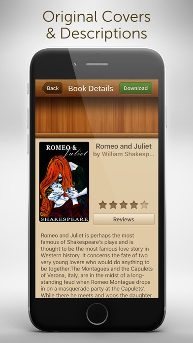 Free Audiobooks - 4,728 classic audiobooks for less than a cup of coffee. Screenshot 4