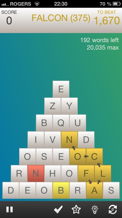 Word Games for Your Brain: Wordspot Search screenshot-4