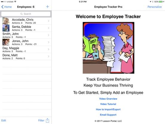 employee tracker lite app price drops